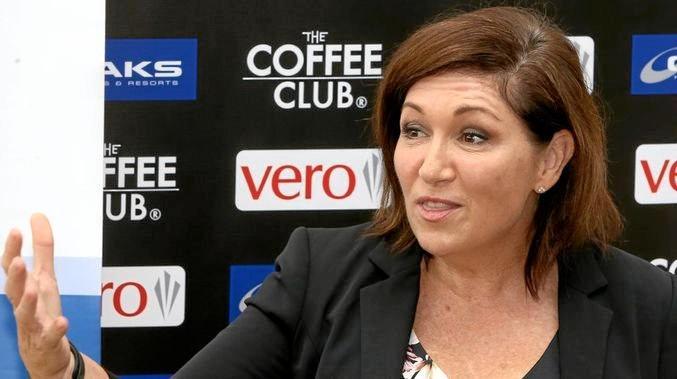 CLIMATE FOCUS: Queensland Minister Leeanne Enoch.