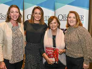 PHOTOS: Michelle Bridges wows crowd at club event