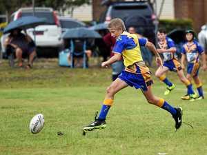 Gary Horne Memorial junior league carnival action shots