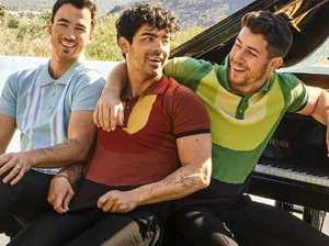 How Australia brought the Jonas Brothers back together