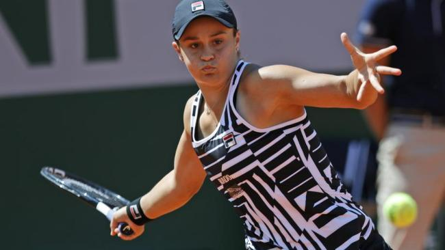 Ash Barty has endured a wild ride at the French Open