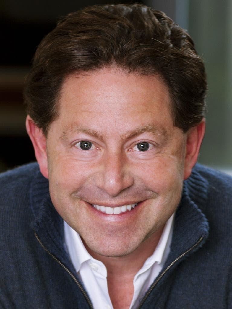 Billionaire Activision Blizzard CEO Bobby Kotick. Picture: AP