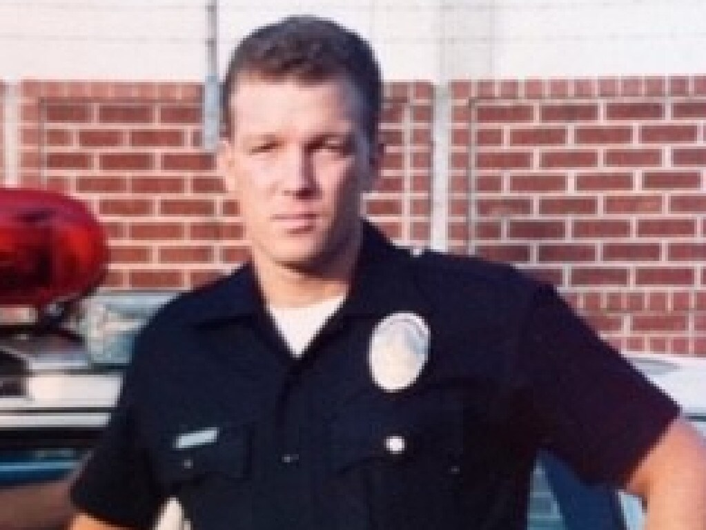 Former LAPD officer Greg Kading who worked as a cop for 25 years. Picture: Supplied