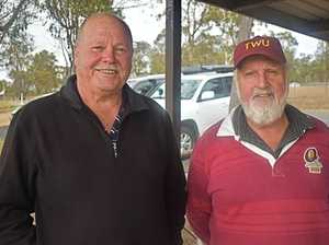 Rodney Steele and George Sherrin. Rod was tasked with