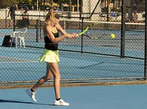 Local young star through amid upsets