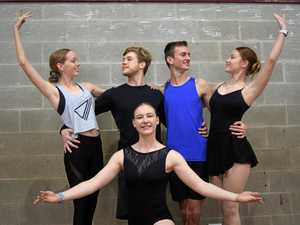 Ballet talent returns to grace Mackay stage