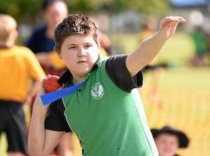 Maryborough District School Sports Athletics