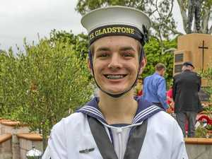 'He really deserves this': Student receives offer with ADFA