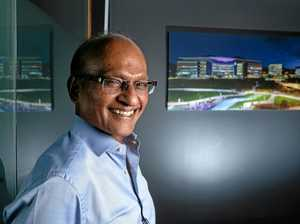 Top honour for Springfield's visionary leader