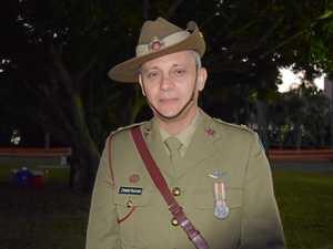 OAM award surprises cadet officer