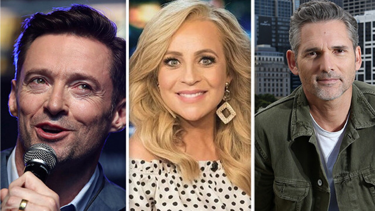 Hugh Jackman, Carrie Bickmore and Eric Bana are among the more than 1200 Australians who have received Queen's Birthday honours.