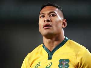 Wallabies insider spills on Folau chaos