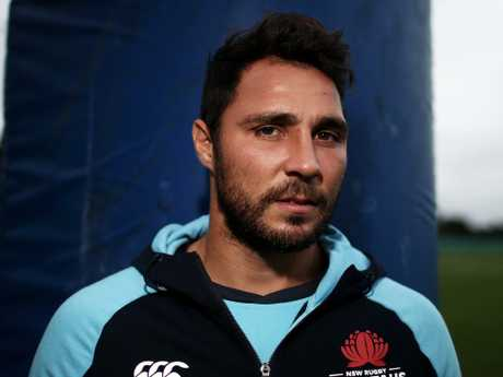 Nick Phipps says he is deeply disappointed in the Folau saga. Picture: Cameron Spencer/Getty
