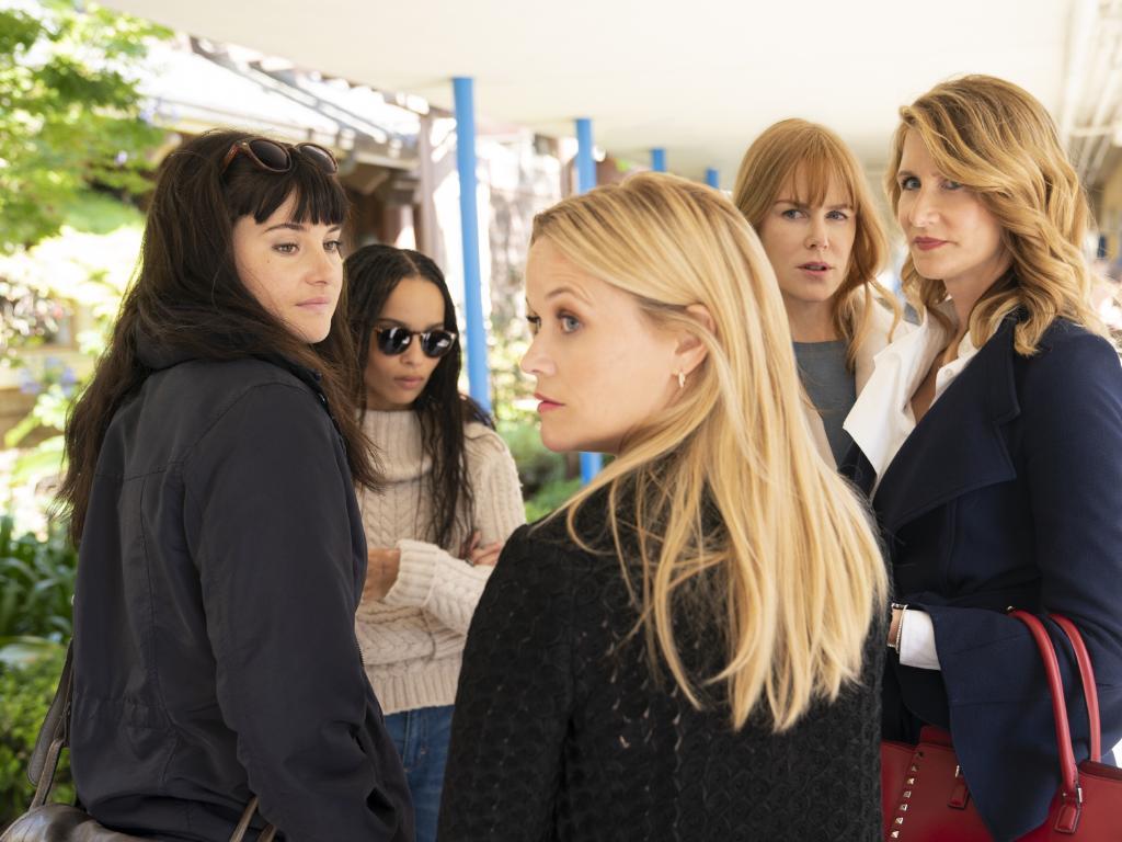 First look at Big Little Lies season 2 with Nicole Kidman and Meryl Streep