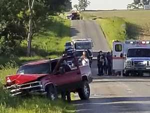 Children dead in Amish buggy smash