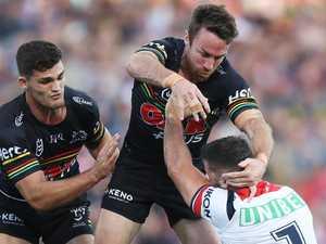 Maloney reminds NSW selectors as Panthers stun premiers