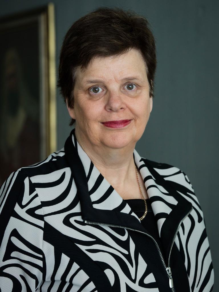 Justice Debra Mullins.