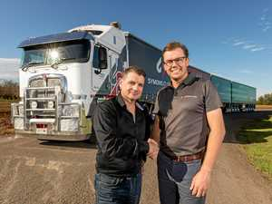 B-quad breaks barriers for road transport