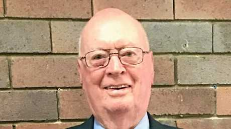 Brian Fitzgerald was a respected man, who started many businesses within Rockhampton including a pharmacy, a beauty store and a financial institution.