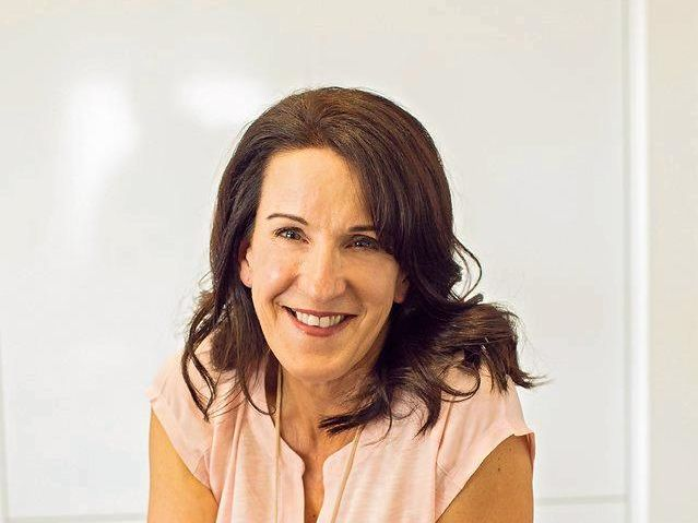 Helen Tricarico, owner of Healthy On The Inside.