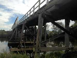Why heavy vehicles can't use this bridge