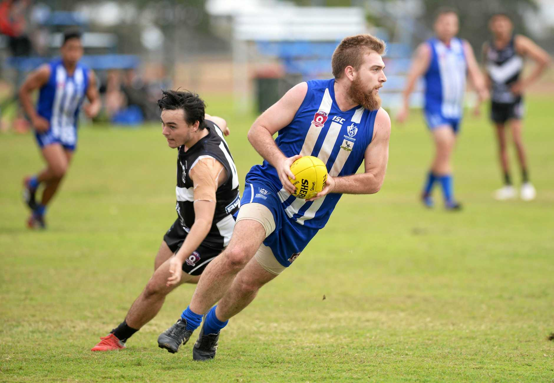 Brothers will take on BITS Saints in the AFL Capricornia competition.