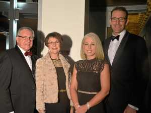 All the glitz and glamour of the Mayor's Charity Ball