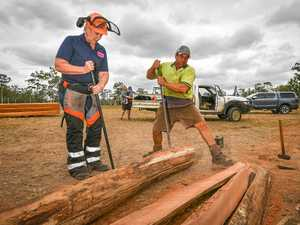 Chainsaw competition to feature at Mt Larcom Show