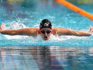 McKeown strikes at world swimming trials