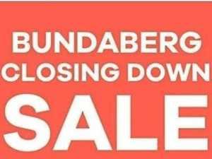 Popular Bundaberg sports store to close down