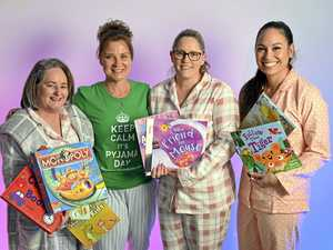 Ipswich businesses encouraged to support Pyjama Day