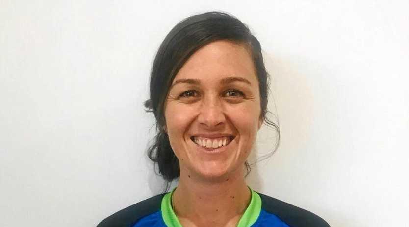 IMPRESSIVE: Raiders captain Sarah Doyle.
