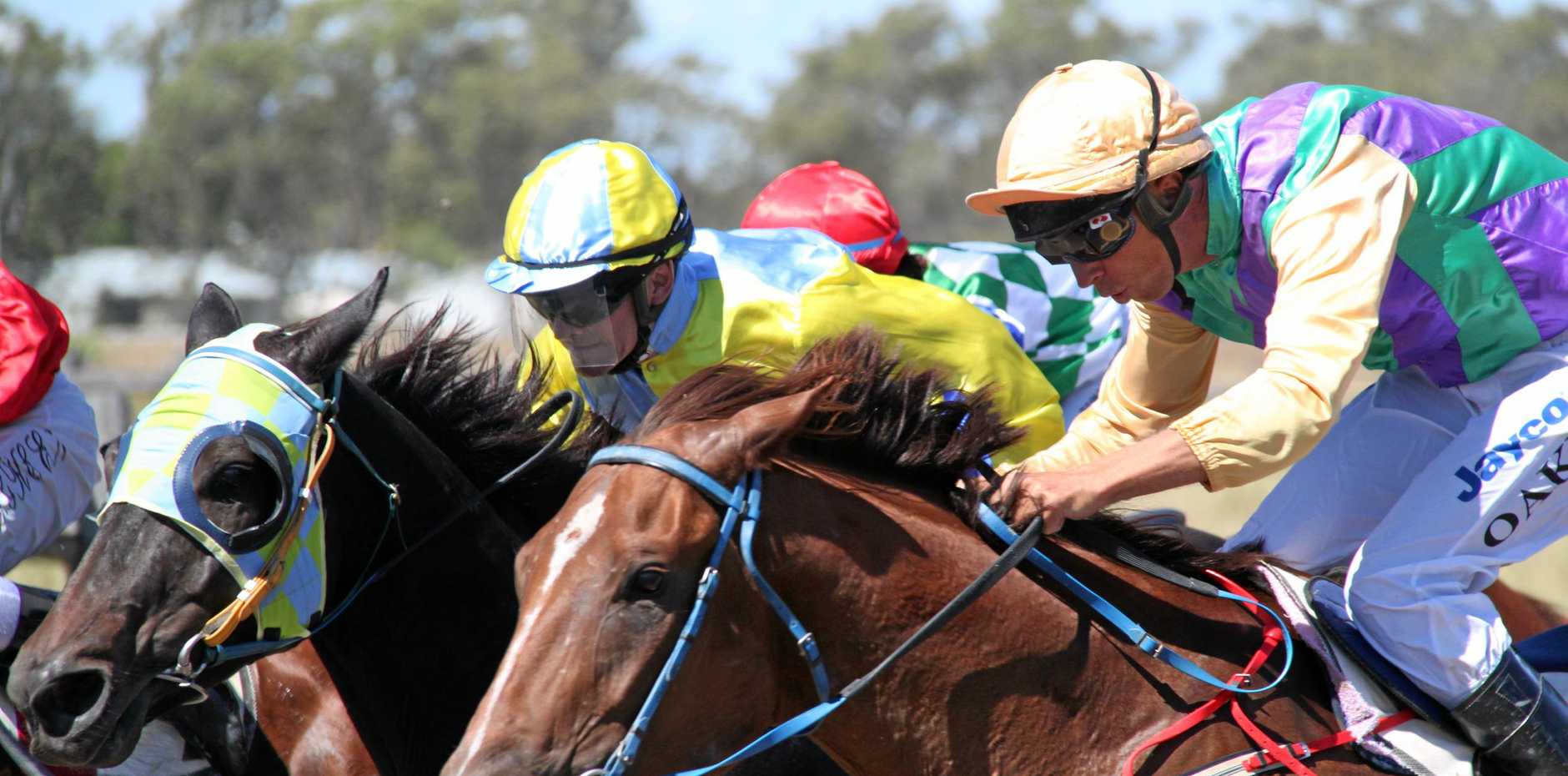 IMPROVEMENTS: Racing clubs across the southwest are expecting cash injections following the announcement of a funding boost to rural clubs across Queensland.