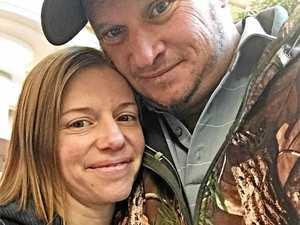Cabin blaze guts family