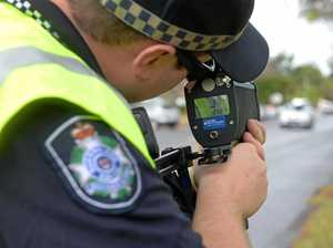 SPEEDING: Unlicensed driver caught 30km above the limit