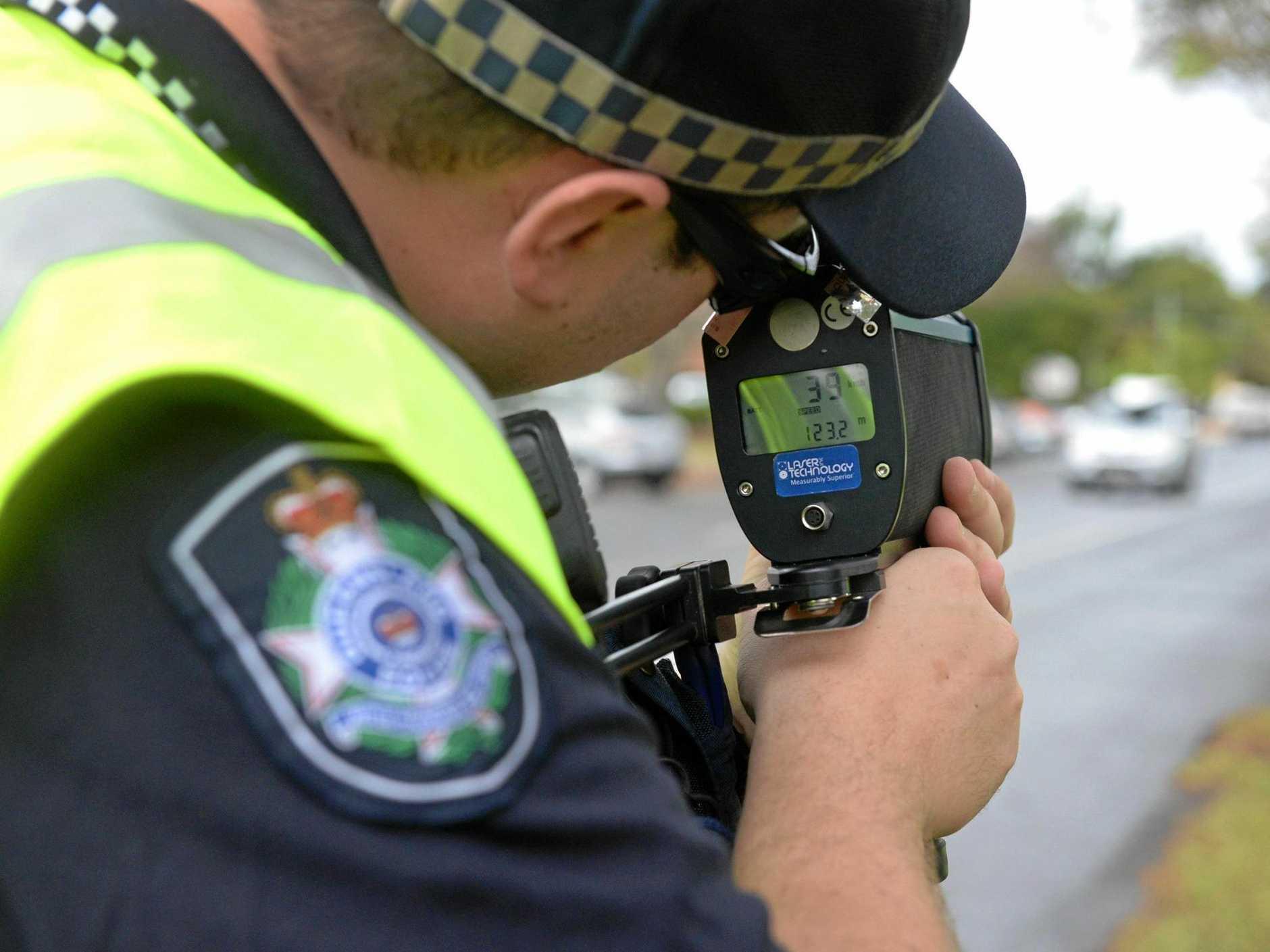 IN COURT: Tye Ingebrigtsen was caught speeding almost 30km above the speed limit.