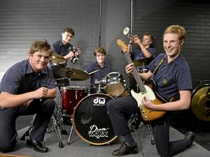 Music students prepare to rock as exam comes to Toowoomba
