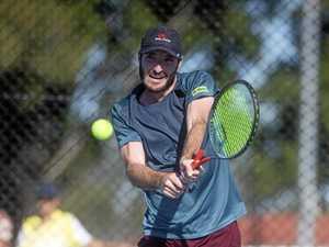 Ryan bags upset win in North Coast Tennis Championship final