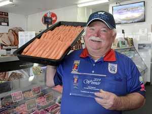 Top Toowoomba butchery claims beef sausage crown