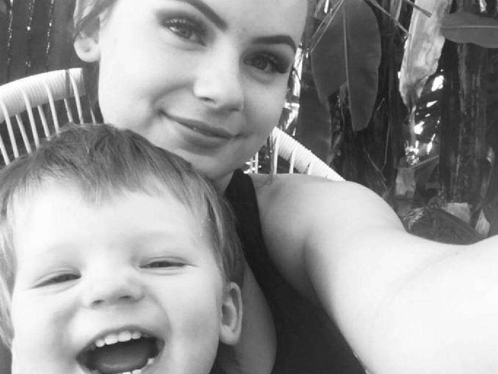 Natasha Scott said she finding it hard to believe her son was gone. Picture: Facebook