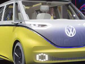 Volkswagen alludes to dark past