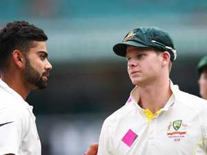 Kohli's classy Smith gesture silences savage fans