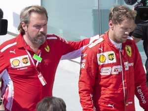 'Absolute joke': World erupts over F1 farce