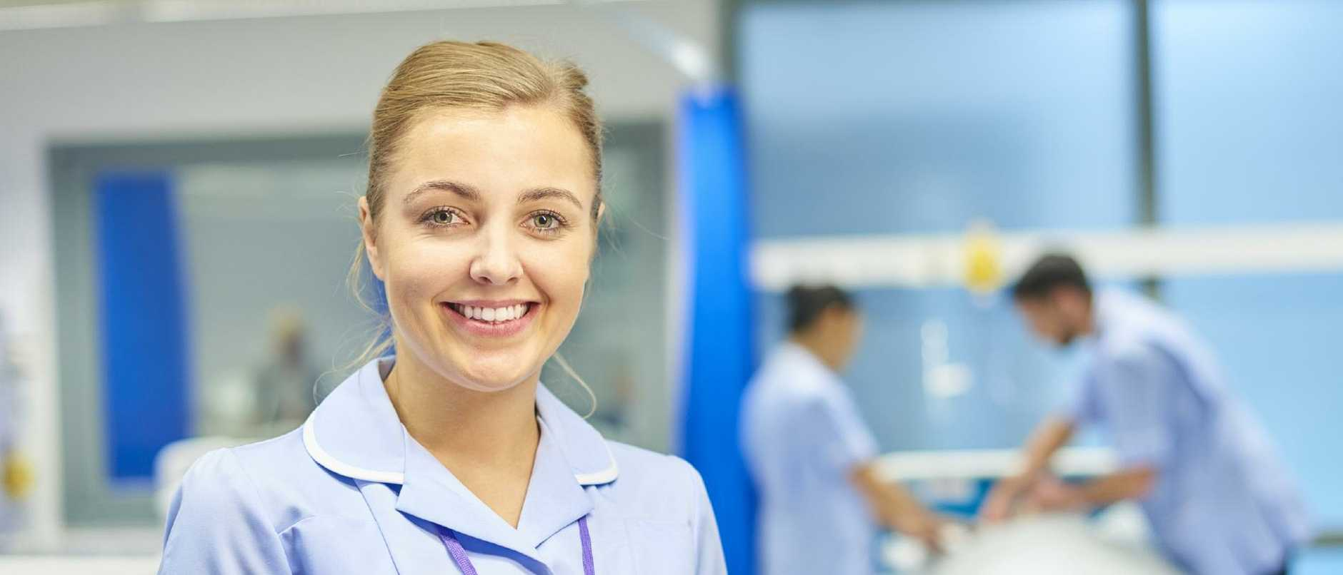 Nurses now receiving money from pharmaceutical companies. Picture istock