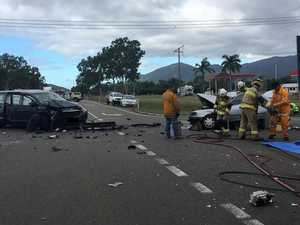 One dead, five injured in multi-vehicle highway crash
