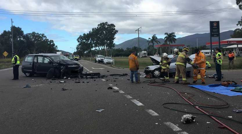 One dead, five injured in multi-vehicle highway crash | Gympie Times