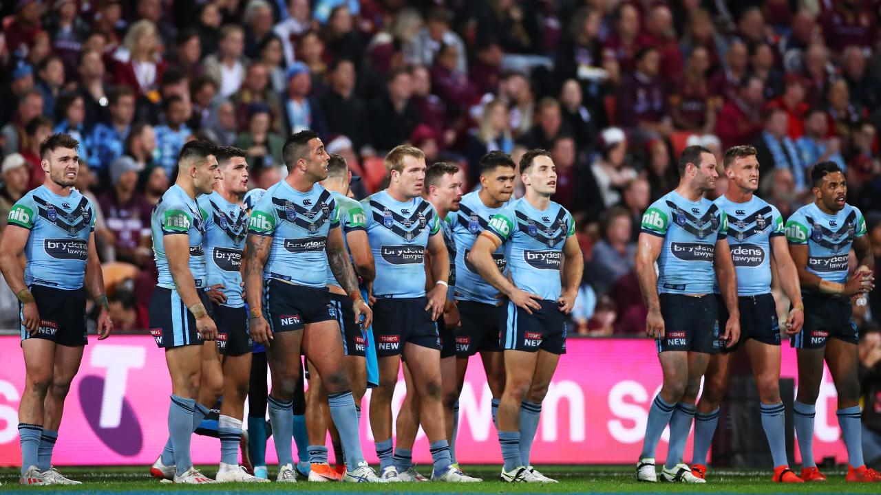 The Blues know they only have one shot to turn it around. Image: Cameron Spencer/Getty Images
