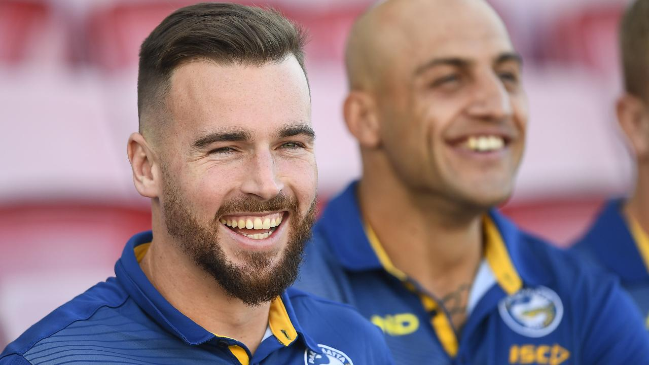 The Eels are ready to look to the future in Clint Gutherson. Image: Ian Hitchcock/Getty Images