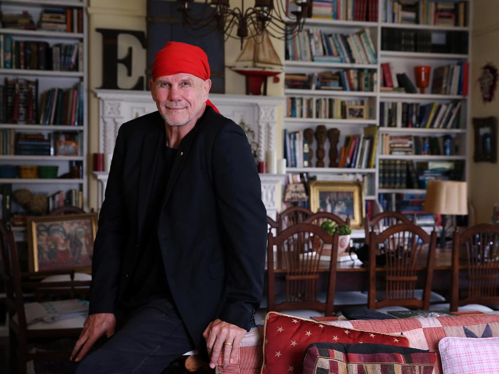 Australian Republican Movement chair Peter FitzSimons. Picture: Jane Dempster/The Australian.