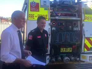 Provest announces grant for new Kingscliff Fire Station